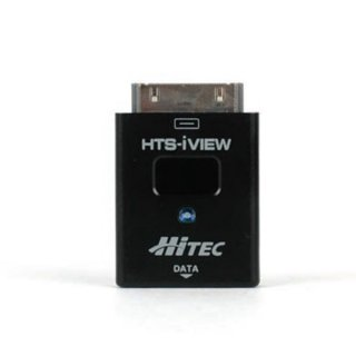 Display telemetrico HTS iVIEW per iPhone, iPod touch e iPad